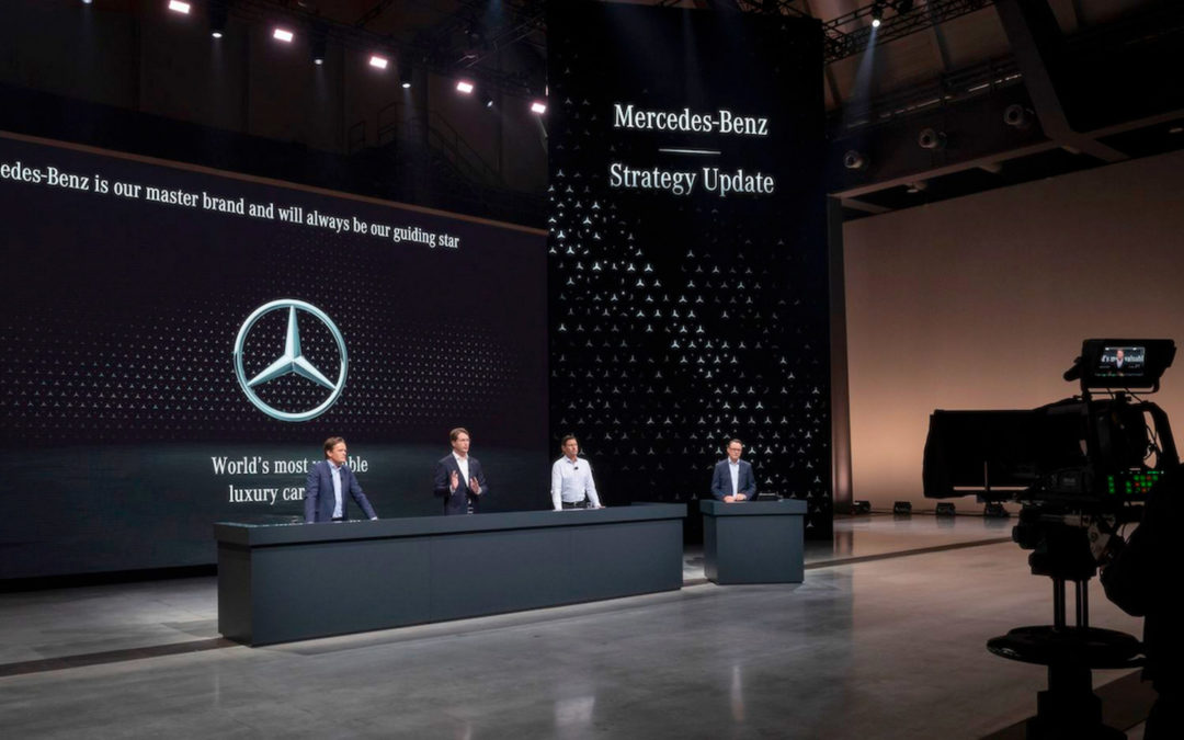 Mercedes-Benz Strategy Update